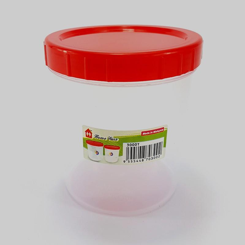 S CONTAINER 小号透明罐