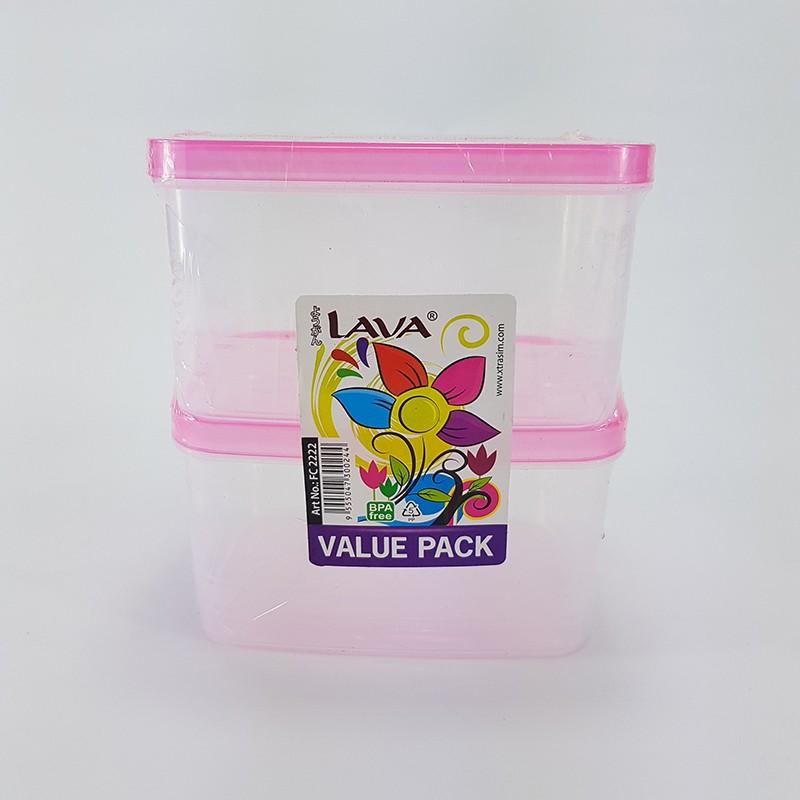 LAVA CONTAINER 2PC 小合子