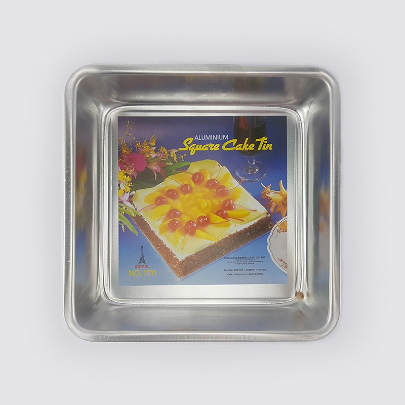 SQUARE CAKE TIN 蛋糕盘 9