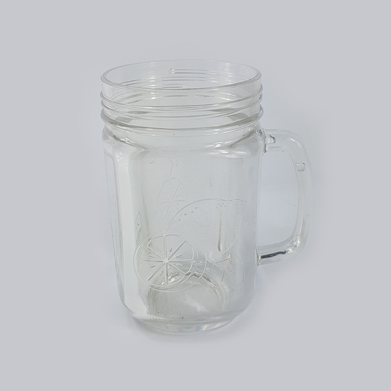 15OZ PC LEMON MUG 有耳杯