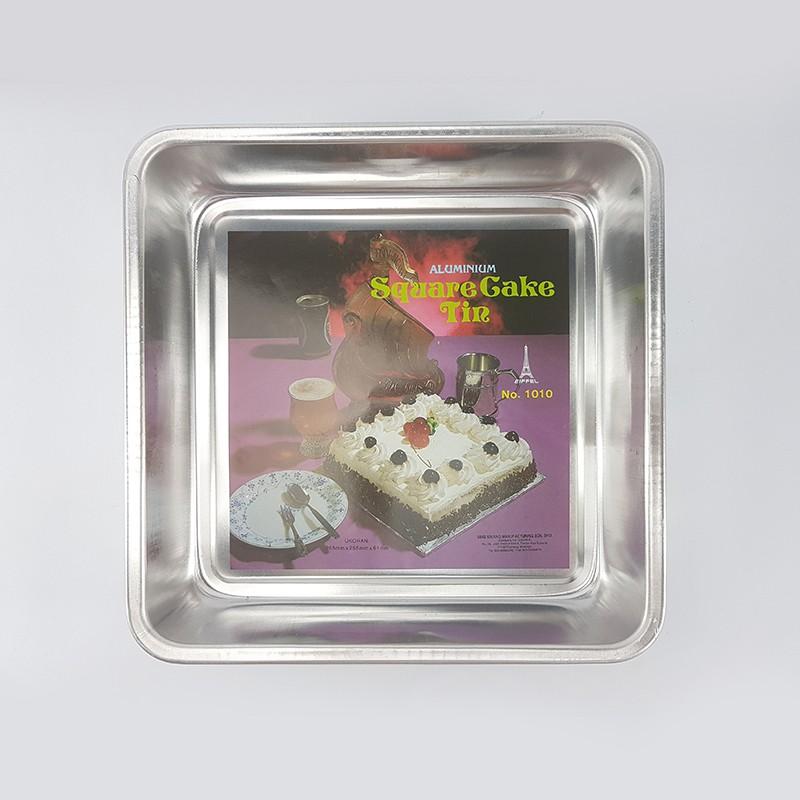 SQUARE CAKE TIN 蛋糕盘 10